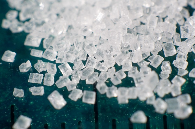 Sugar crystals by Lauri Andler (Phantom)